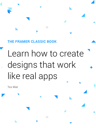 The Framer Classic book