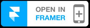 Open in Framer
